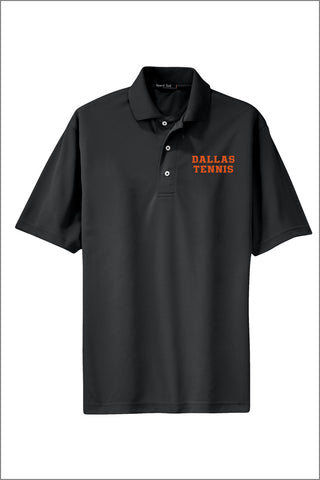 Dallas Tennis Dri-Mesh® Polo (Adult Unisex)