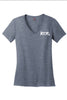 Ponderosa Perfect Weight V-Neck Tee (Womens)