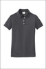 Capital Corps and Commerce Nike Dri-FIT Pebble Texture Polo (Womens)