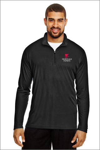 Mortgage Express Performance Quarter-Zip (Adult Unisex)