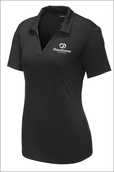 Olsen Daines Tri-Blend Wicking Polo (Womens)