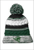 West Salem Pom Pom Team Beanie (Unisex)