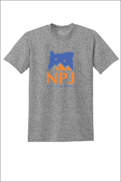 NPJ Practice Short Sleeve Tee (Youth + Adult)
