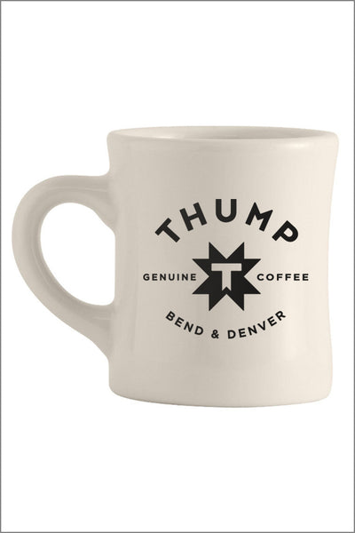 Thump Represent Coffee Mug