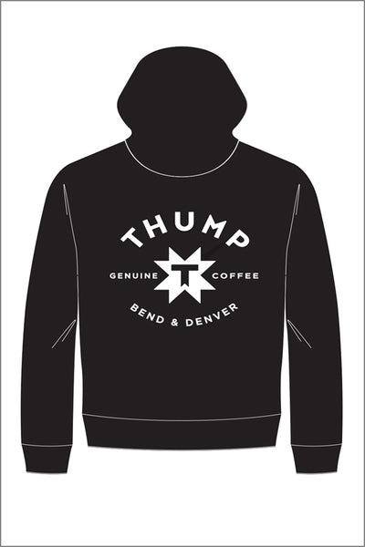 Thump Represent Zip Up