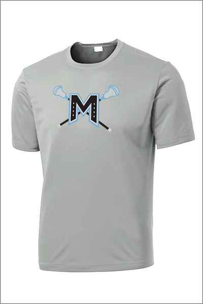 Mountainside Lacrosse PosiCharge Performance Tee (Youth)