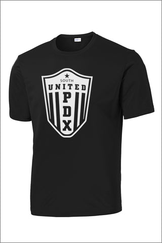 United PDX Performance Short Sleeve Tee (Adult Unisex)