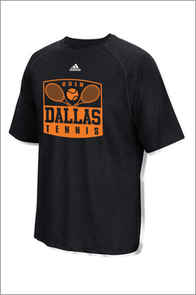 Dallas Tennis Adidas Performance Tee-Shirt (Adult Unisex)