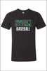 Storm Baseball American Apparel Short Sleeve Tee (Adult Unisex)