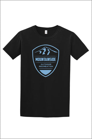 Mountainside Outdoor Rec Short Sleeve Tee (Adult Unisex)