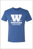 Winters Triblend Tee Shirt (Adult Unisex)