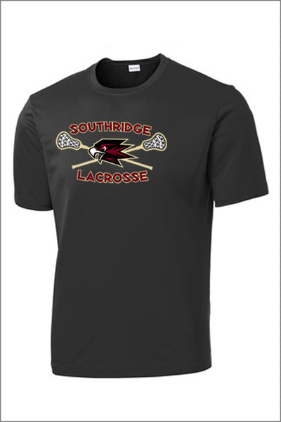 Southridge Lax PosiCharge Performance Tee (Adult Unisex)