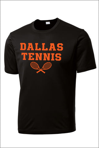 Dallas Tennis PosiCharge Competitor Tee (Adult Unisex)