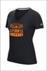 Dallas Tennis Adidas Performance Tee-Shirt (Womens)