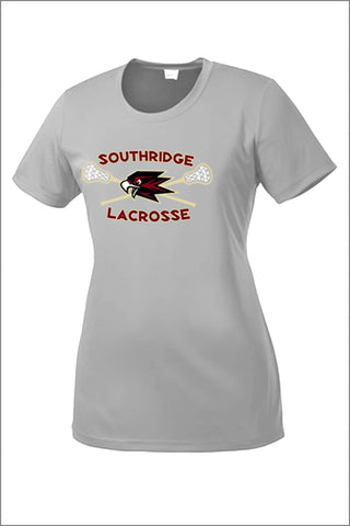 Southridge Lax PosiCharge Performance Tee (Womens)
