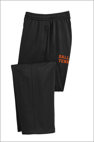 Dallas Tennis Sport-Wick Fleece Pant (Adult Unisex)