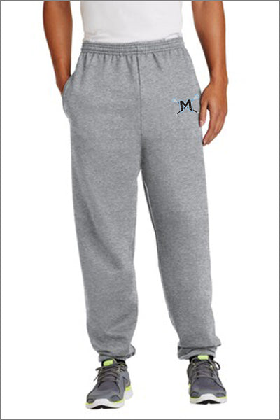 Mountainside Lacrosse Essential Fleece Sweatpant with Pockets (Youth)
