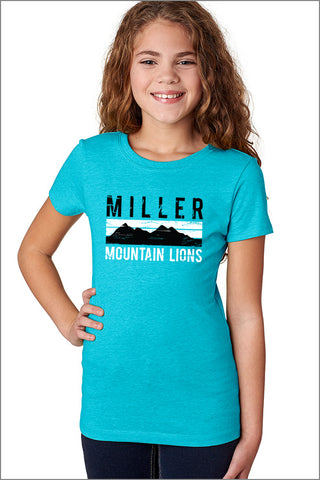 Miller Princess Tee (Youth)