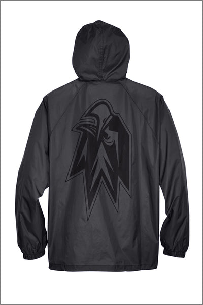 Southridge Tech Hooded Pullover Pack-Away Jacket (Adult Unisex)