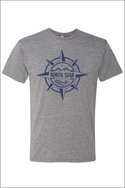 North Star Elementary Tri-Blend Tee (Adult Unisex)