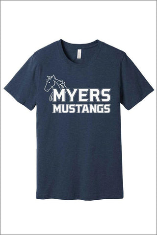 Myers Short Sleeve Tee (Adult + Youth Sizing)