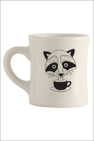 Thump Cappuccino Coon Coffee Mug