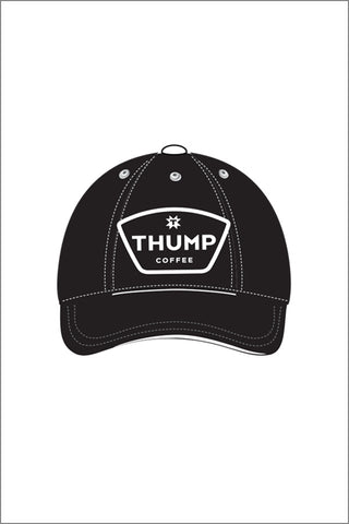 Thump Coffee Patch Trucker Hat