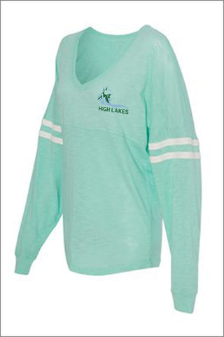 High Lakes V-Neck Jersey (Womens)