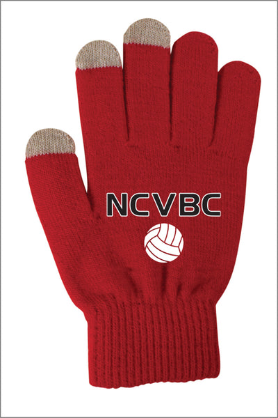 NCVBC Knit Gloves