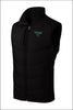 West Salem Lacrosse Puffy Vest (Adult Unisex)