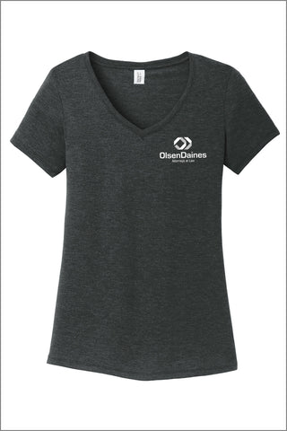 Olsen Daines Perfect Tri ® V-Neck Tee (Womens)
