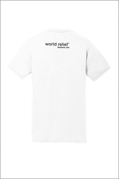 "World Relief ""We Welcome Refugees"" Tee (Adult Unisex)"