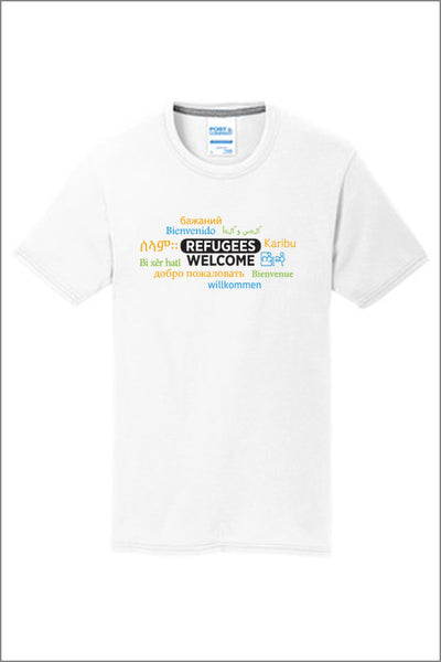 "World Relief ""We Welcome Refugees"" Tee (Youth)"