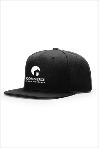 Capital Corps and Commerce 6 Panel Wool Snapback