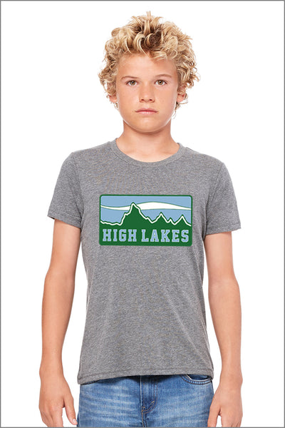 High Lakes Short Sleeve T-Shirt (Youth Unisex)