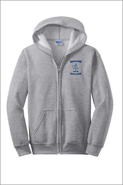 Ridgewood Full Zip Hooded Sweatshirt (Youth)