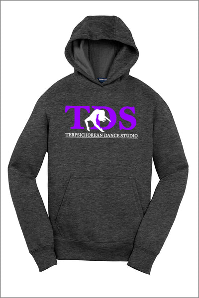 Terpsichorean Pullover Hooded Sweatshirt (Youth)