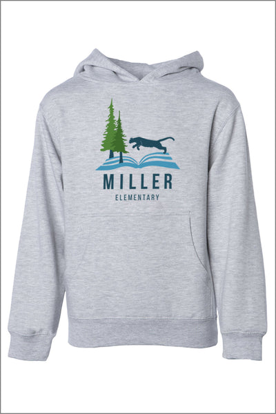 Miller Midweight Pullover Hooded Sweatshirt (Youth)
