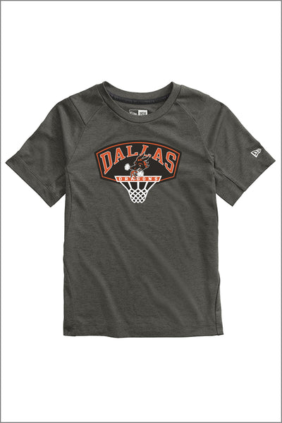 Dallas Basketball New Era Performance Tee (Youth)