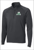 Glenfair Sport-Wick® Stretch 1/2-Zip Pullover (Adult Unisex)