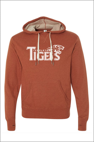 Templeton Midweight French Terry Hooded Sweatshirt (Adult Unisex)
