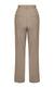 Nude Wide leg Wool Boy Pant