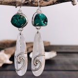 Lefler DesignStudio Hurricane Swell Earrings earrings