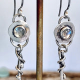 Lefler DesignStudio Labradorite Drop Earrings earrings