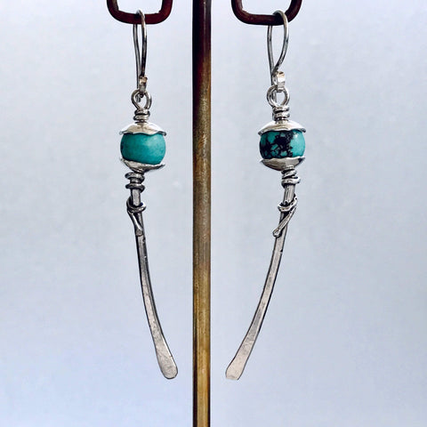 Lefler DesignStudio Turquoise Earrings earrings