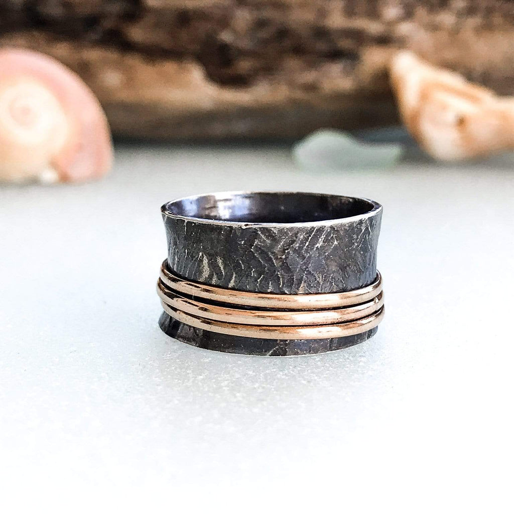 Lefler DesignStudio Spinner Shark Ring ring