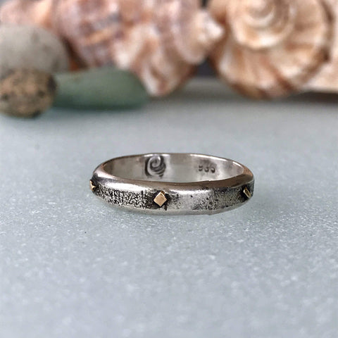 Lefler DesignStudio Summer Sands Band ring