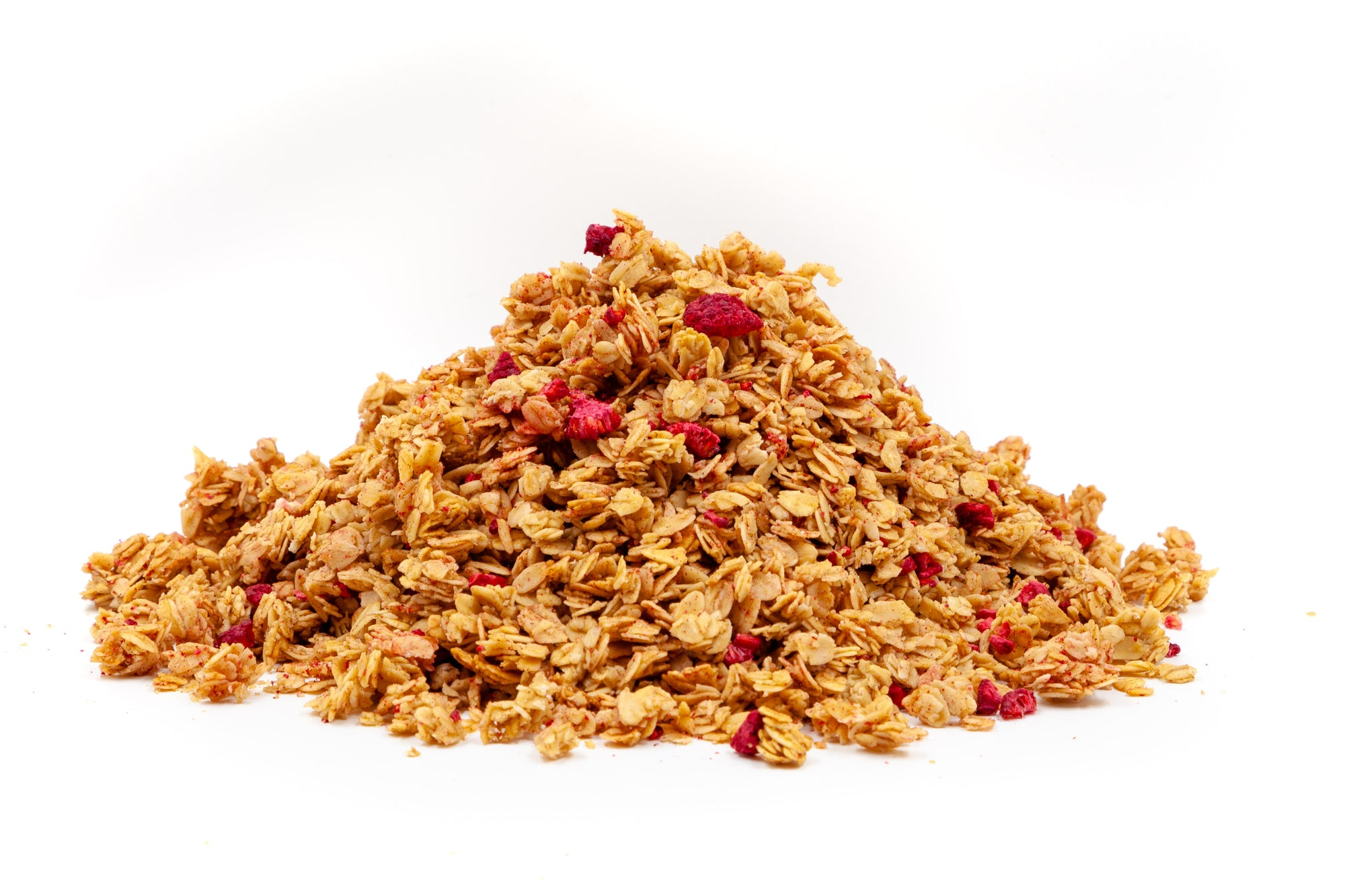 Bulk Honey Raspberry Granola (4lbs)
