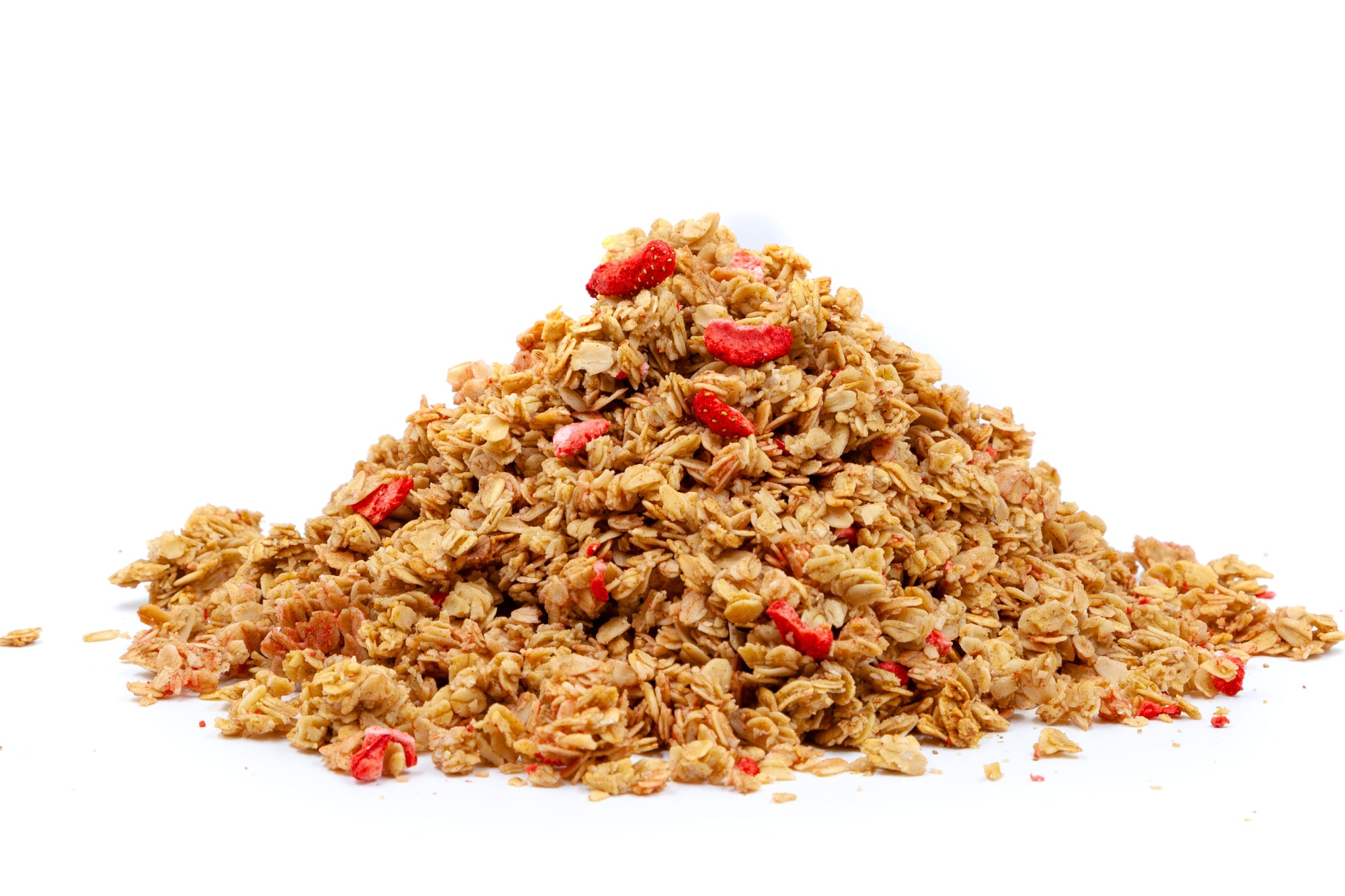 Bulk Honey Strawberry Granola (4lbs)