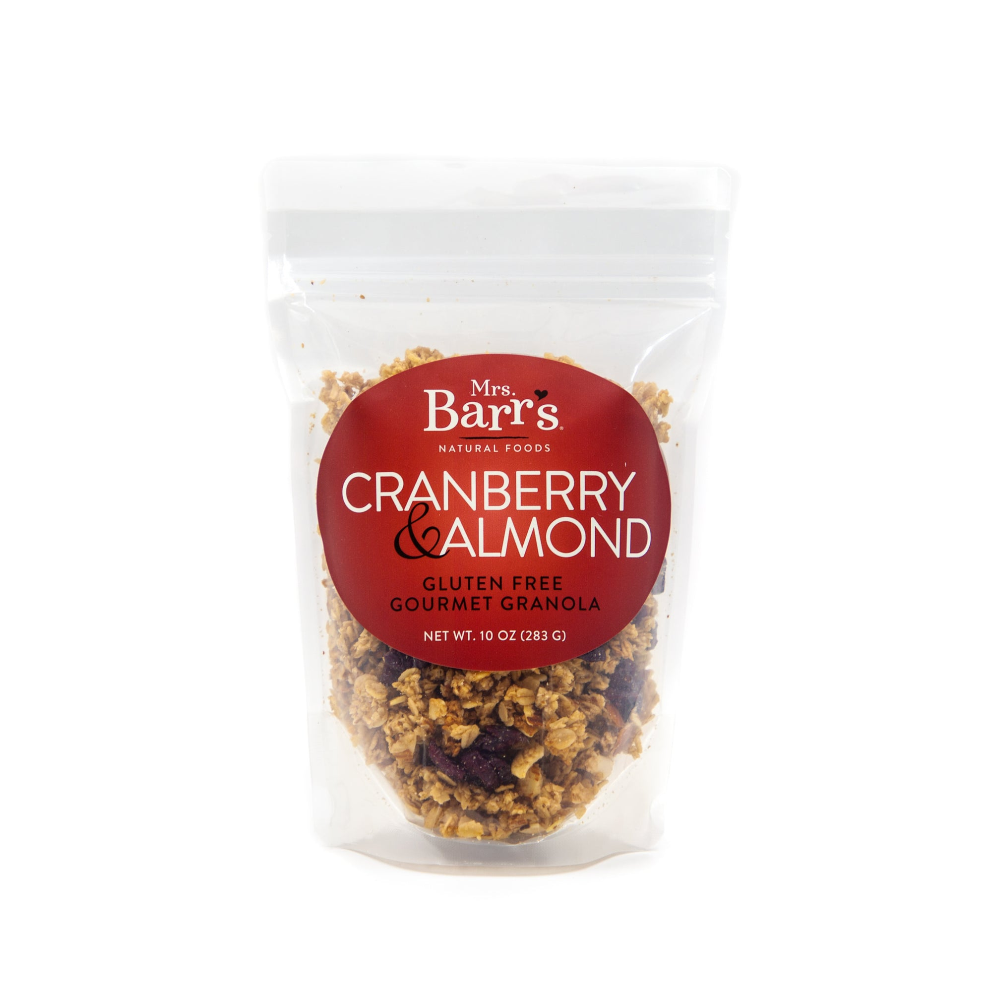 Cranberry Almond Granola